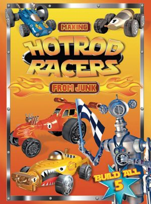Making Hotrod Racers from Junk