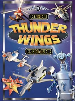 Making Thunderwings from Junk